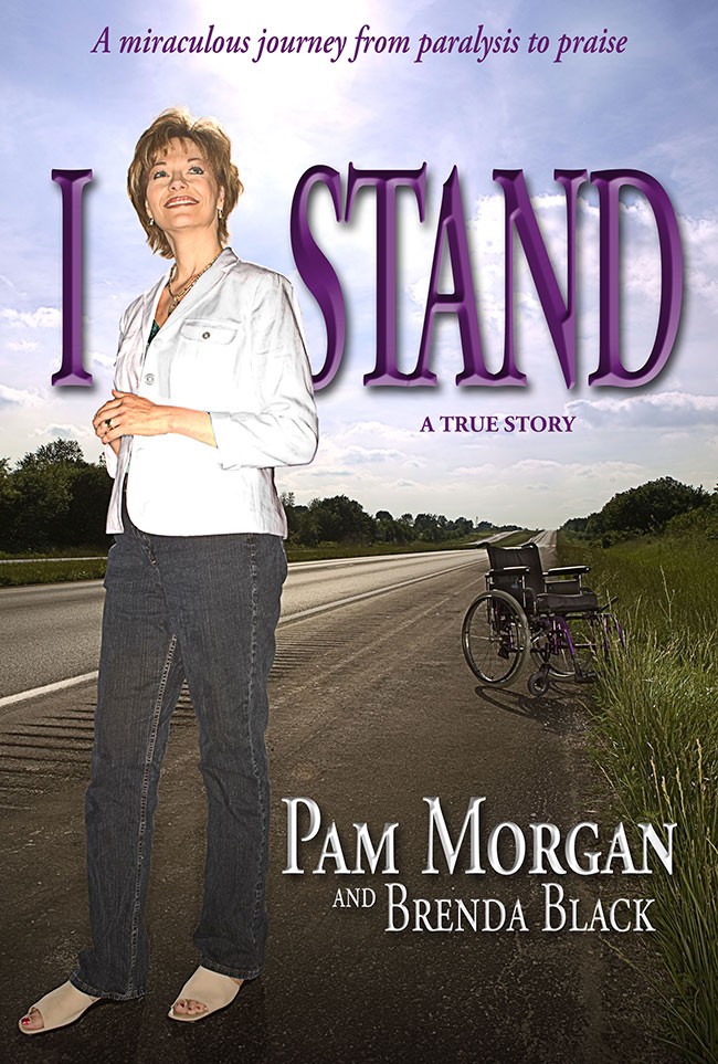 I Stand Book