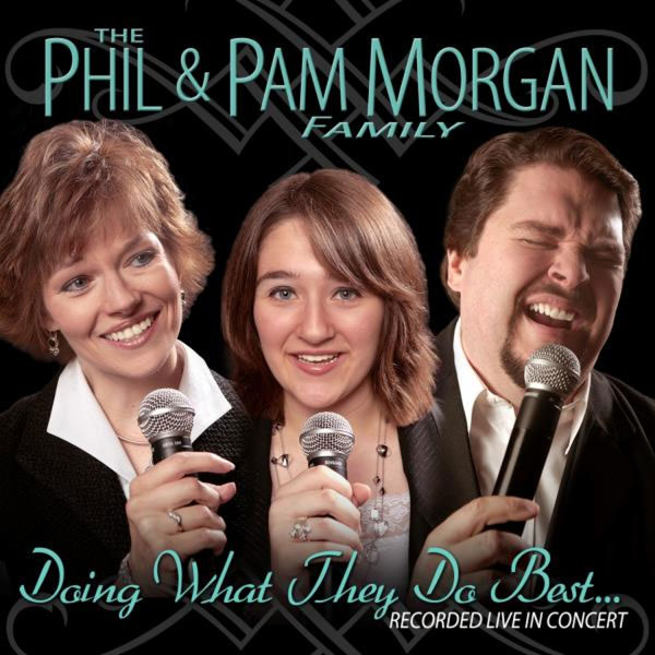 Phil and Pam Morgan Live CD